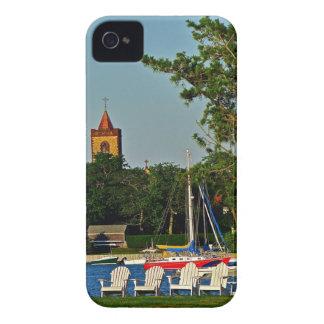 Téléphone portable de Newport Île de Rhode Étuis iPhone 4