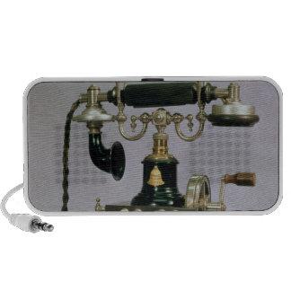 Téléphone, service téléphonique national, Etats-Un Haut-parleur Notebook