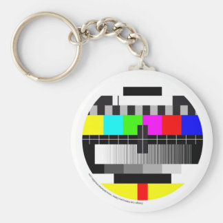 Television/Television/TV Keychain