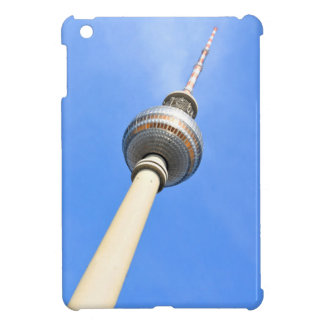 Television Tower (Fernsehturm) in Berlin, Germany iPad Mini Cover