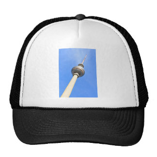 Television Tower (Fernsehturm) in Berlin, Germany Trucker Hat