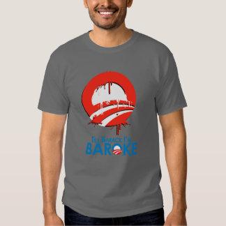 Tell Barack Im Baroke T-shirts