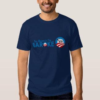 Tell Barack Im Baroke Tshirt