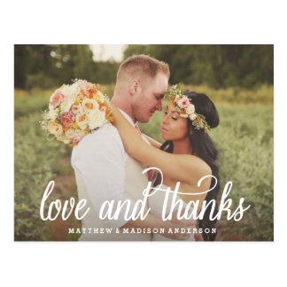 Tellement carte postale l'épousant de Merci de