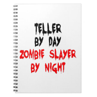 Teller Zombie Slayer Notebook
