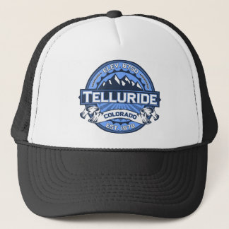 Telluride Blue Trucker Hat