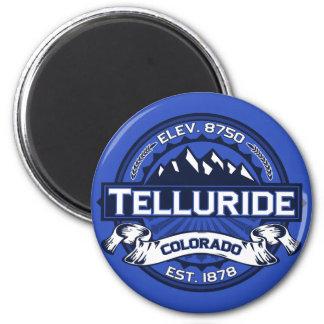 Telluride Color Logo Magnet