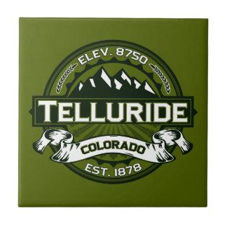 Telluride Logo Tile