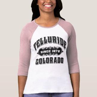 Telluride Since 1878 Black T-Shirt