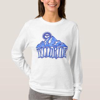 Telluride Snowflake Mountain Logo T-Shirt
