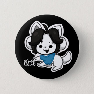 Temmy 2 Inch Round Button