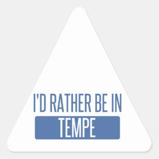 Tempe Triangle Sticker
