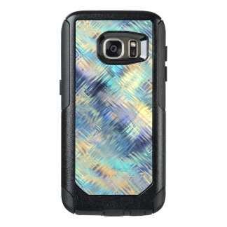 Tempered Rainbow Glass Abstract OtterBox Samsung Galaxy S7 Case