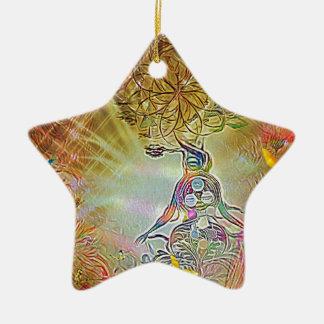 Temperence Ceramic Ornament