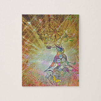 Temperence Jigsaw Puzzle