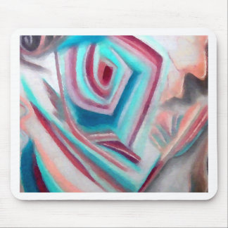 Tempest Abstract CricketDiane Designer Stuff Mouse Pad