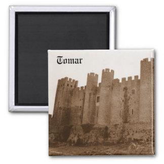Templar Castle Magnet