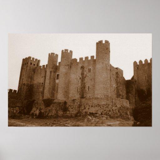 Templar Castle Posters