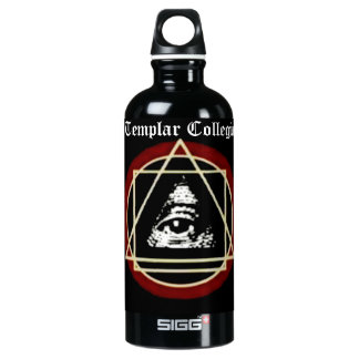 Templar Collegia Water Bottle
