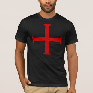 Templar Cross T shirt