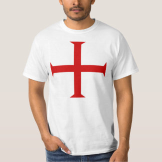 Templar Cross! T-Shirt
