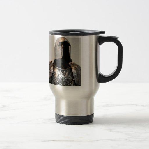 Templar Knight Coffee Mug