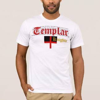 Templar Knights in battle T-Shirt