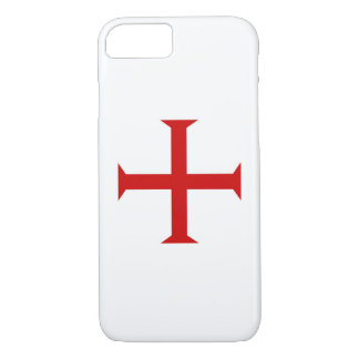 templar knights red cross malta teutonic hospitall iPhone 8/7 case