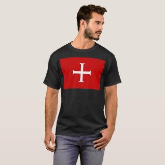 templar knights red cross malta teutonic hospitall T-Shirt