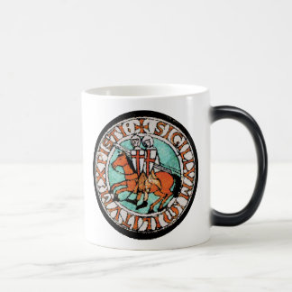 Templar Seal Magic Mug