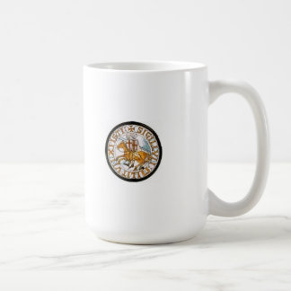 Templar Seal Mug