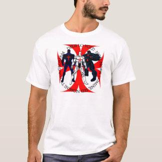 Templar Superheroes T-Shirt