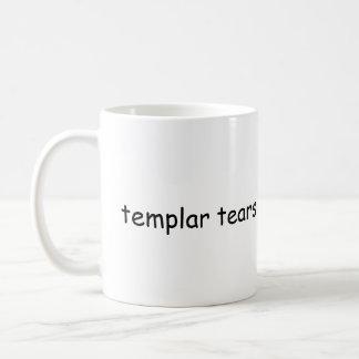 Templar Tears Coffee Mug