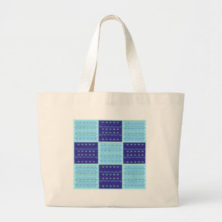 Template 4 large tote bag