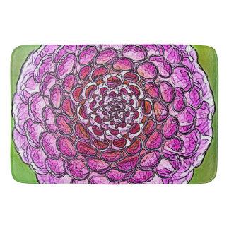 template bath mat