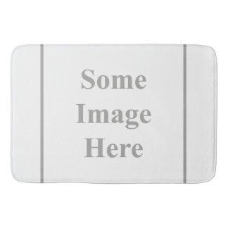 template bathroom mat
