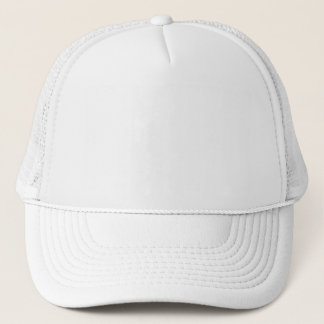 TEMPLATE Blank DIY easily customize add TEXT PHOTO Trucker Hat