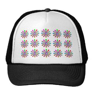 Template CHAKRA Style Art CUSTOMIZE add text image Trucker Hat