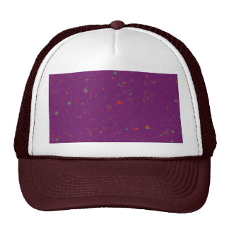 TEMPLATE Colored easy to ADD TEXT and IMAGE gifts Trucker Hat