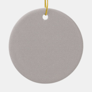 TEMPLATE Coloured Easy to ADD TEXT and IMAGE Round Ceramic Ornament