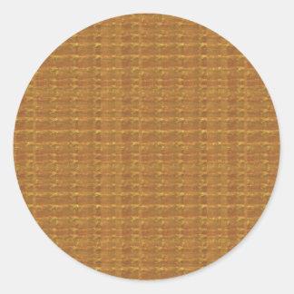 TEMPLATE DIY Add Txt Img buy Blank NVN315 FUN DECO Classic Round Sticker