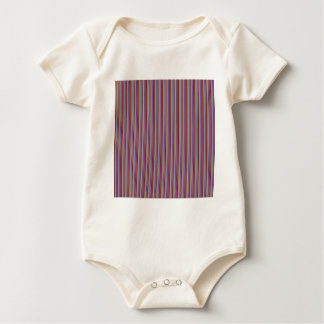 Template DIY gifts Creative lines colorful stripes Rompers