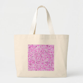 Template DIY Pink Graffiti Confetti Add Text Image Tote Bag