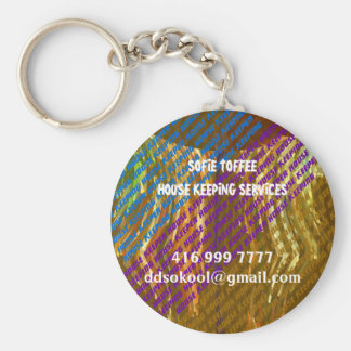 Template : DIY Replace your OWN TEXT n Image Keychain