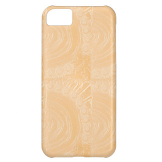 Template Engraved Gold Foil : Add Text Image iPhone 5C Cover
