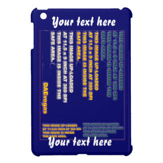 Template I-Pad Mini Important View notes please iPad Mini Cases
