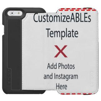Template Incipio Watson™ iPhone 6 Wallet Case