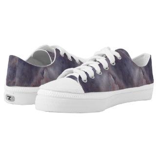 Template Low-Top Sneakers