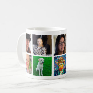 Template Mug Ten Image Mug for holiday gift