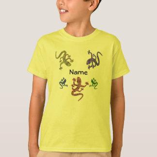 Template :: Name Salamander T-Shirt